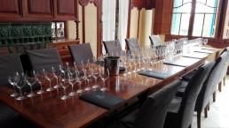 Sala La Biblioteca - Salones para celebraciones en Mas Passamaner. Salons - Meeting Rooms