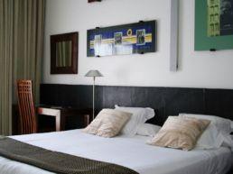 Habitación 310 - Habitaciónes adaptadas - Hotel Mas Passamaner
