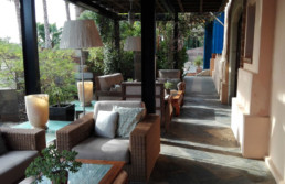 Hotel Spa Mas Passamaner - Chillout Exterior-1