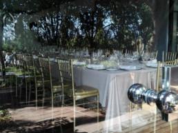 Fiestas y reuniones privadas en Mas Passamaner
