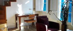 Cabecera suites especiales - Habitación 201- Hotel Spa Mas Passamaner