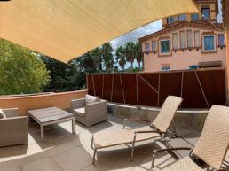 Hotel Spa Mas Passamaner - Habitación 401 - Terraza - New Restyling