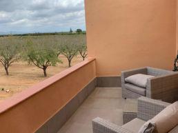 Hotel Spa Mas Passamaner - Habitación 403 - Terraza - New Restyling