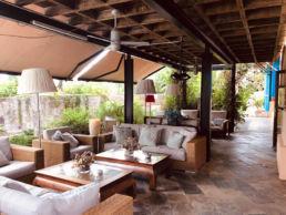 Hotel Spa Mas Passamaner Terraza de Salones