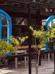 Grupo escultórico Hotel Mas Passamaner