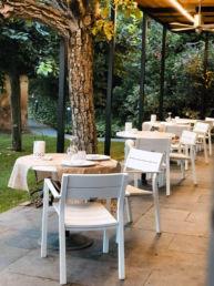 Terraza restaurante La Gigantea